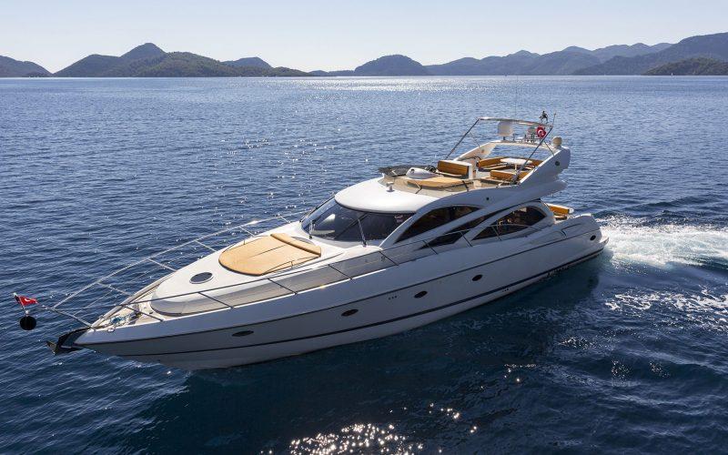 Luxury Boat Fredy II